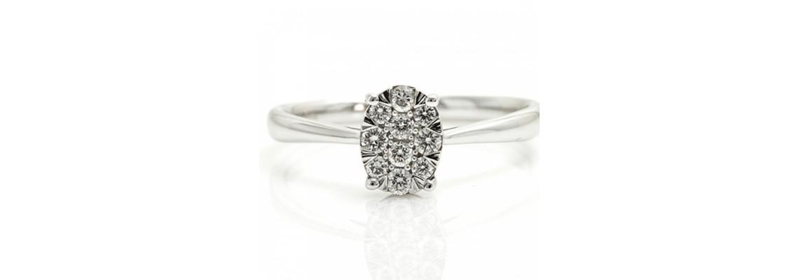 Buy Precious Diamond Rings Dubai To Add Magnificence In Your Wedding