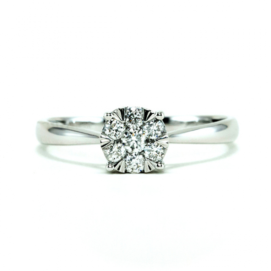 Dream Winner Diamond Ring
