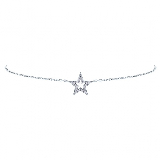 Super Star Diamond Bracelet