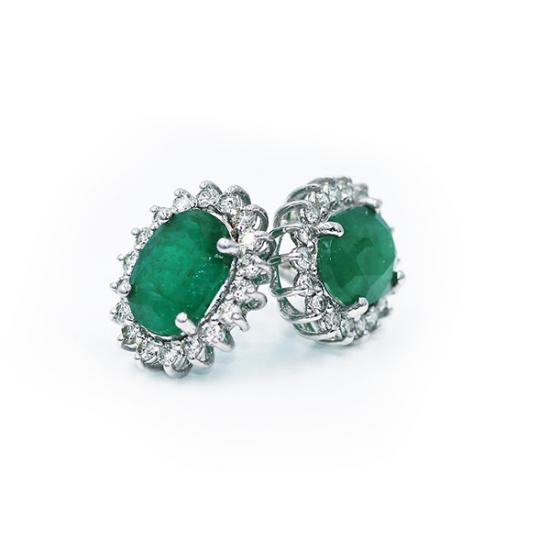 Grace Diamond Earrings
