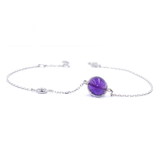Style with Amethyst Bracelet