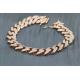 Cuban Link Diamond Bracelet