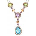 Multistone Necklace