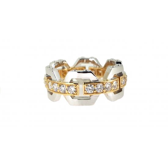 Love Bridge Ring