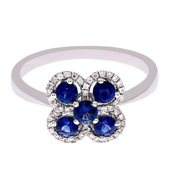 Chronicle Sapphire Ring
