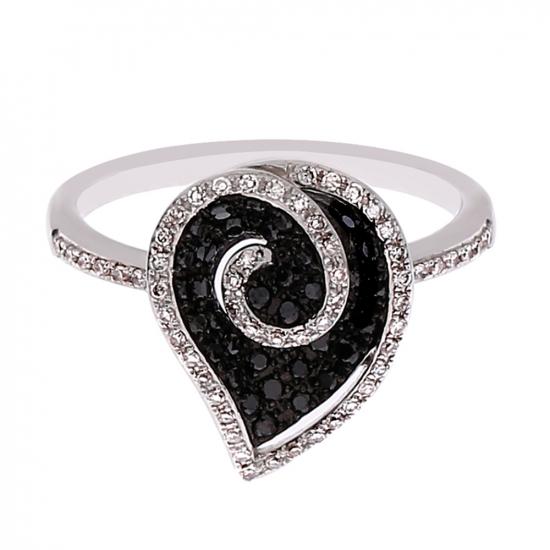 Cunning Heart Ring
