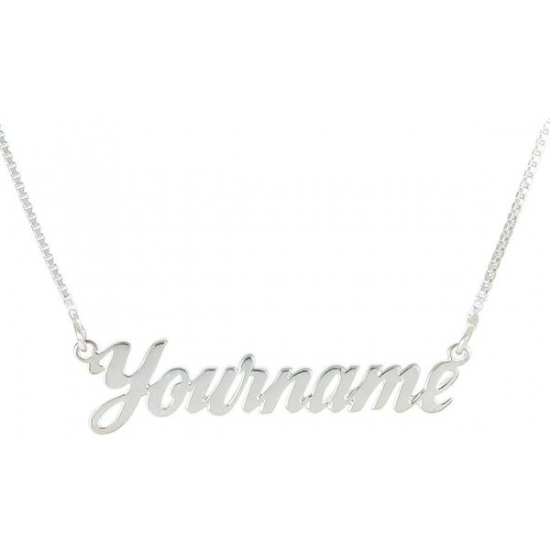 IDENTITY SILVER Necklace
