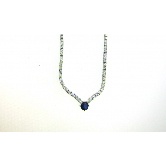 Diamond Ballroom Necklace