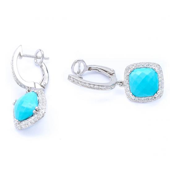 """Skyfall"" Earrings"