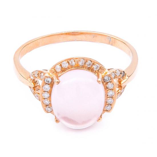 """Rosevella"" Ring"