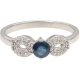 Sapphire stage ring