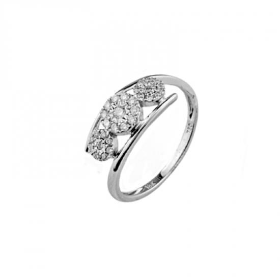Trinity-Flower Ring-B09621