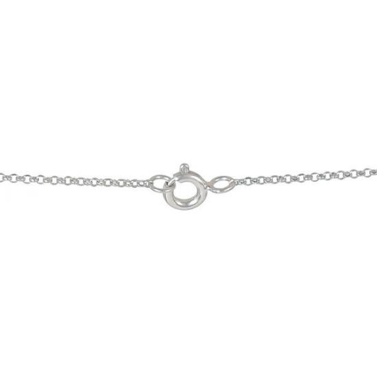 Midnight Flash diamond necklace