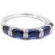 Cameleon Sapphire Ring