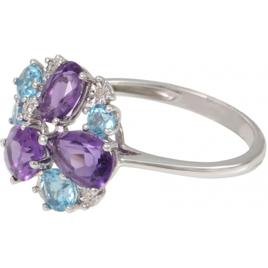 Shades Of Gems Ring
