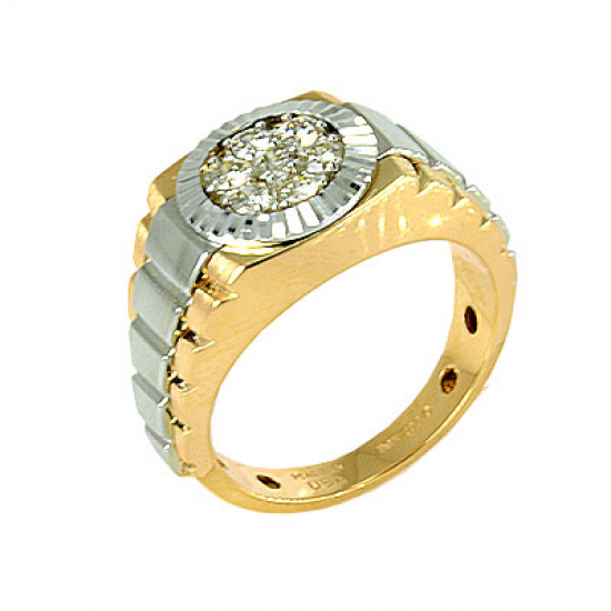 Rolex Men's Ring