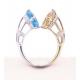 Combination Diamond Ring - B12129