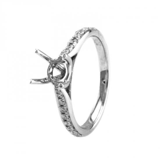 Customised Semi-Mount Rings