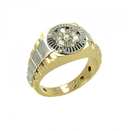 Ultra Rolex Men's Ring