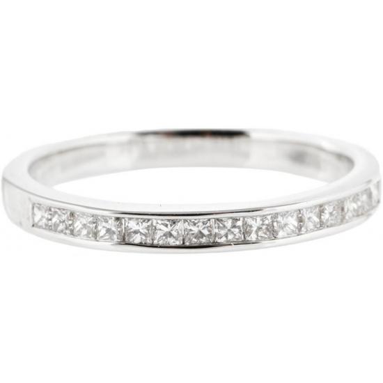 Half Eternity Diamond Wedding/Anniversary Ring