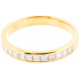 Yellow Gold Diamond Wedding & anniversary band