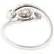 Threesome Diamond Ring-B13681
