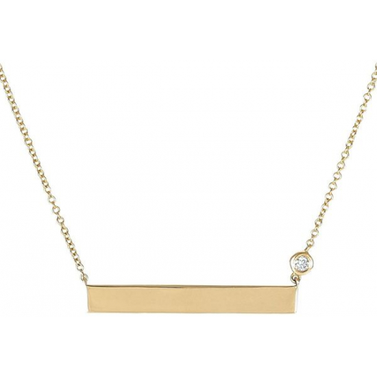 Expressions diamond necklace