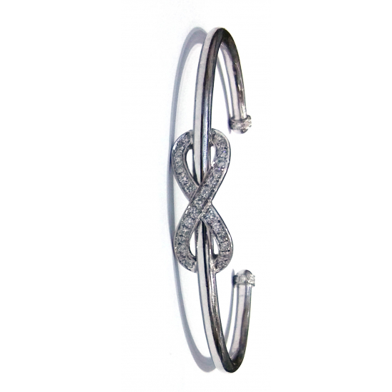 Infinite Love Bangle-B14435