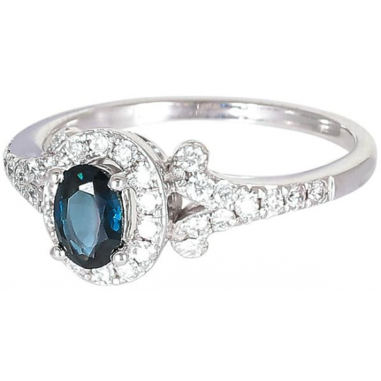 Evoke Diamond Ring