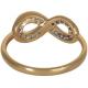 INFINITE YELLOW DIAMOND RING
