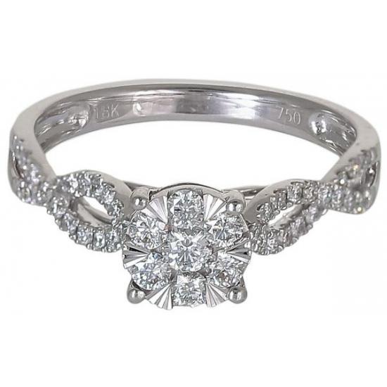 Insigna white Diamond ring