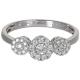 Three Symbolic Love Ring-B14710