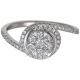 Invincible Round Diamond Ring