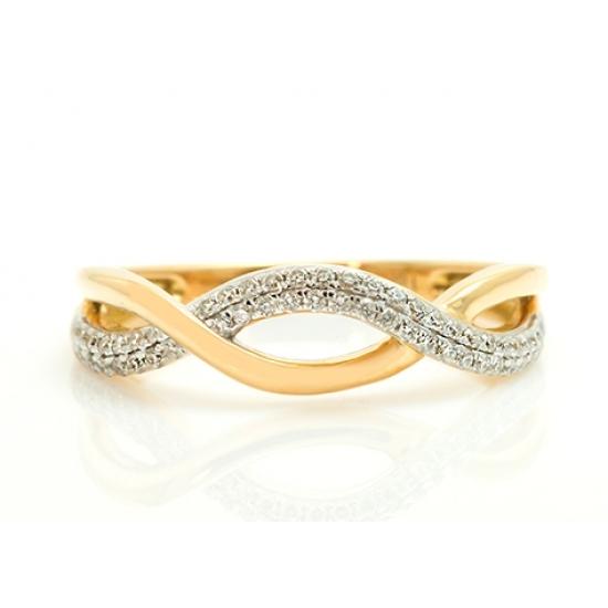 Dual Infinity Ring