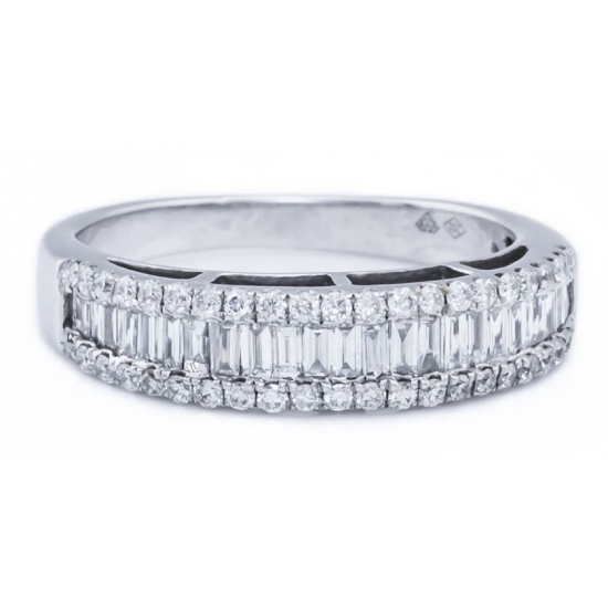 Divinity wedding band