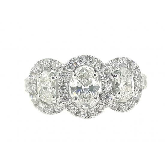 TALISMAN DIAMOND RING