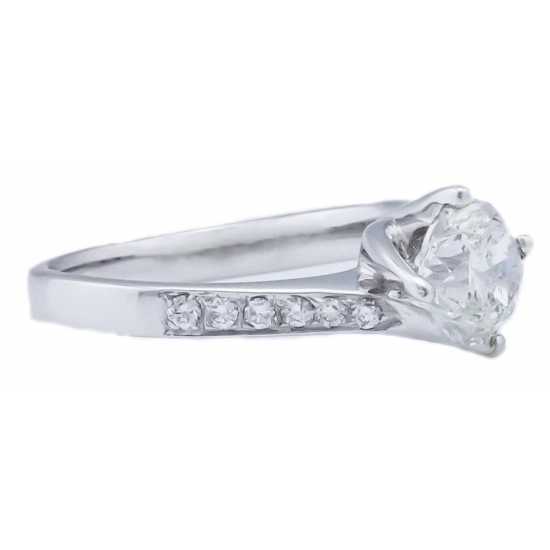 HAMILTON TWIST DIAMOND RING
