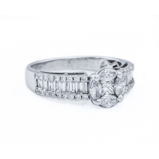 DIVINITY ENGAGEMENT RING