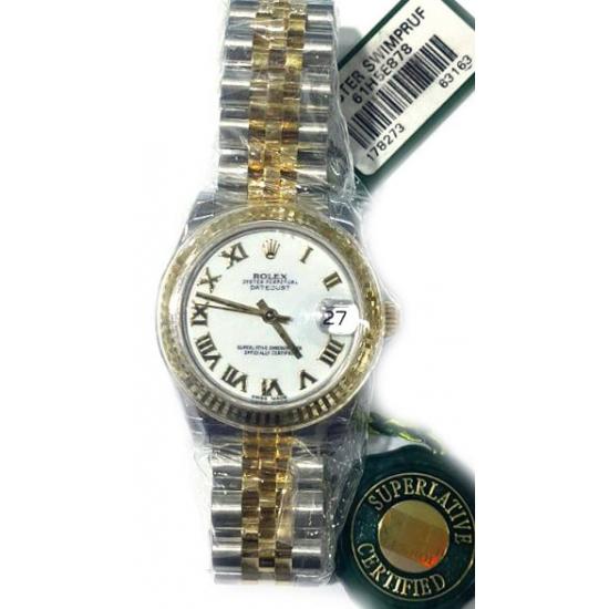 Rolex Perpetual date just-178273