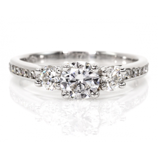 Now & Forever Engagement Ring