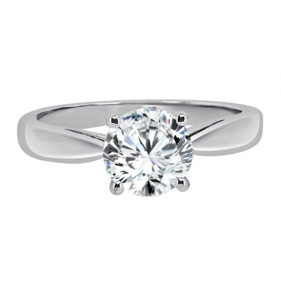 Classic 1 Carat Engagement Ring - orkely07