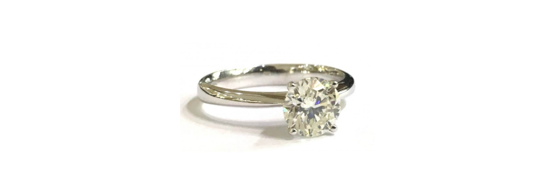 Add the Charm and Sparkle To Your Personality with the Quality Certified Diamond