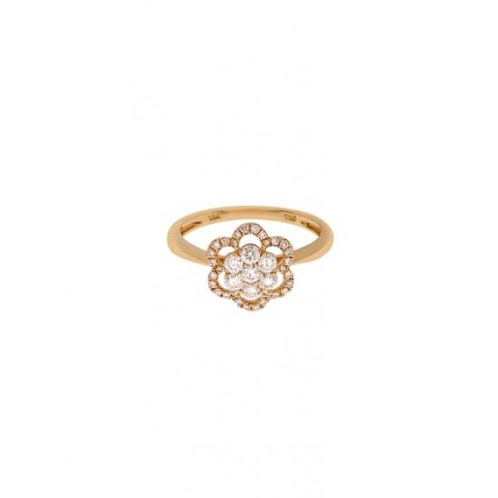 Sunny Flower Ring