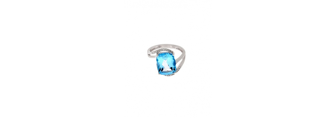 Buy Exquisitely Designed Gemstone Rings For Your Loved Ones From Online