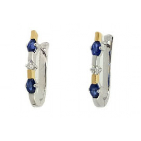 """Trio"" Earrings B00626"