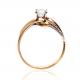 Juvenile diamond ring-Cad117
