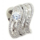 Triple Combo Engagement Ring - OR1297