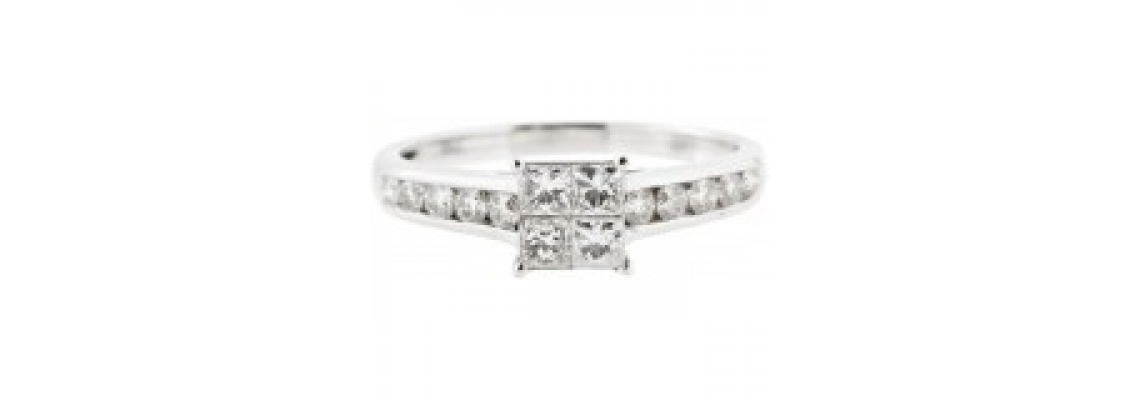 Top Reasons To Buy Princess Cut Diamond Rings From Mamiya Jewellers