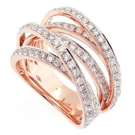 Accelerate Rose Diamond Ring (mr80837)