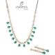Diamond Wedding Necklace-apex01